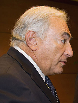 English: Dominique Strauss-Kahn, International...