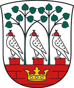 English: frederiksberg kommune logo