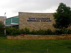 English: Hope Columbine Memorial Library at Co...
