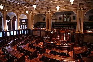 Deutsch: Illinois State Senate English: Illino...