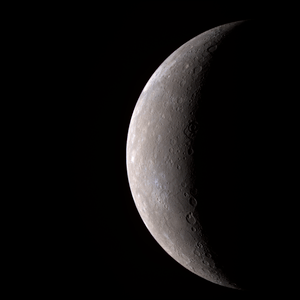 First high-resolution image of Mercury transmi...