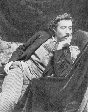 English: Paul Gauguin, photography, ca. 1891 D...