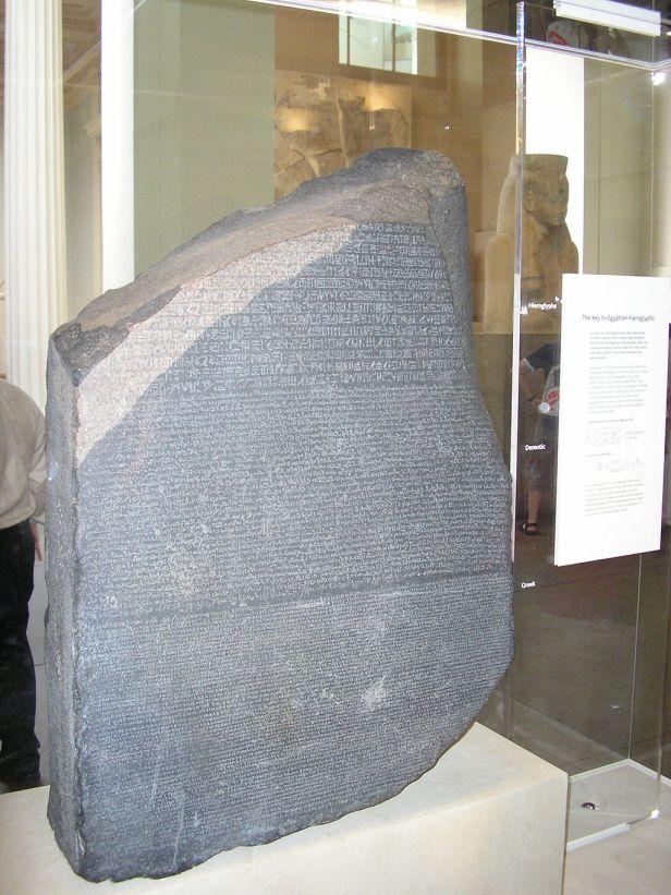Piedra Rosseta
