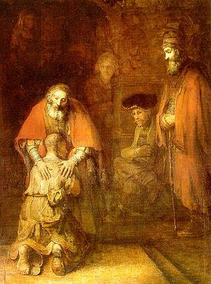 "Rembrandt – ""The Return of the Prodigal Son"