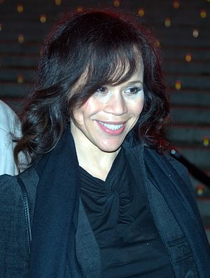 Rosie Perez at the Vanity Fair celebration for...