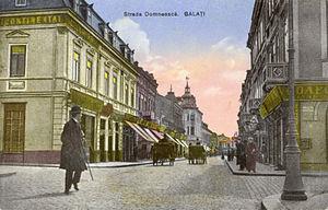 Strada Domneasca din Galati