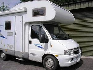 English: A Motorhome