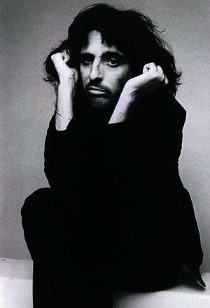 Photo of Alice Cooper.