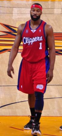 Baron Davis of the LA Clippers