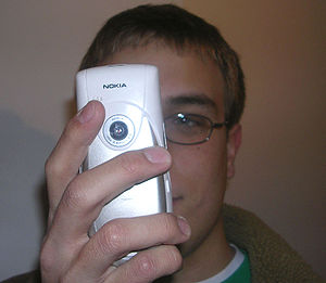 CameraPhoneMpegMan