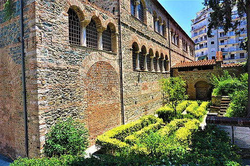 Church of the Acheiropoietos (Thessaloniki) by Joy of Museums 2