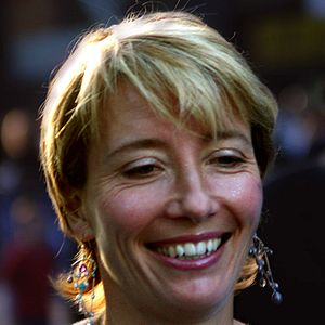 Emma Thompson at the Nanny McPhee London premiere.