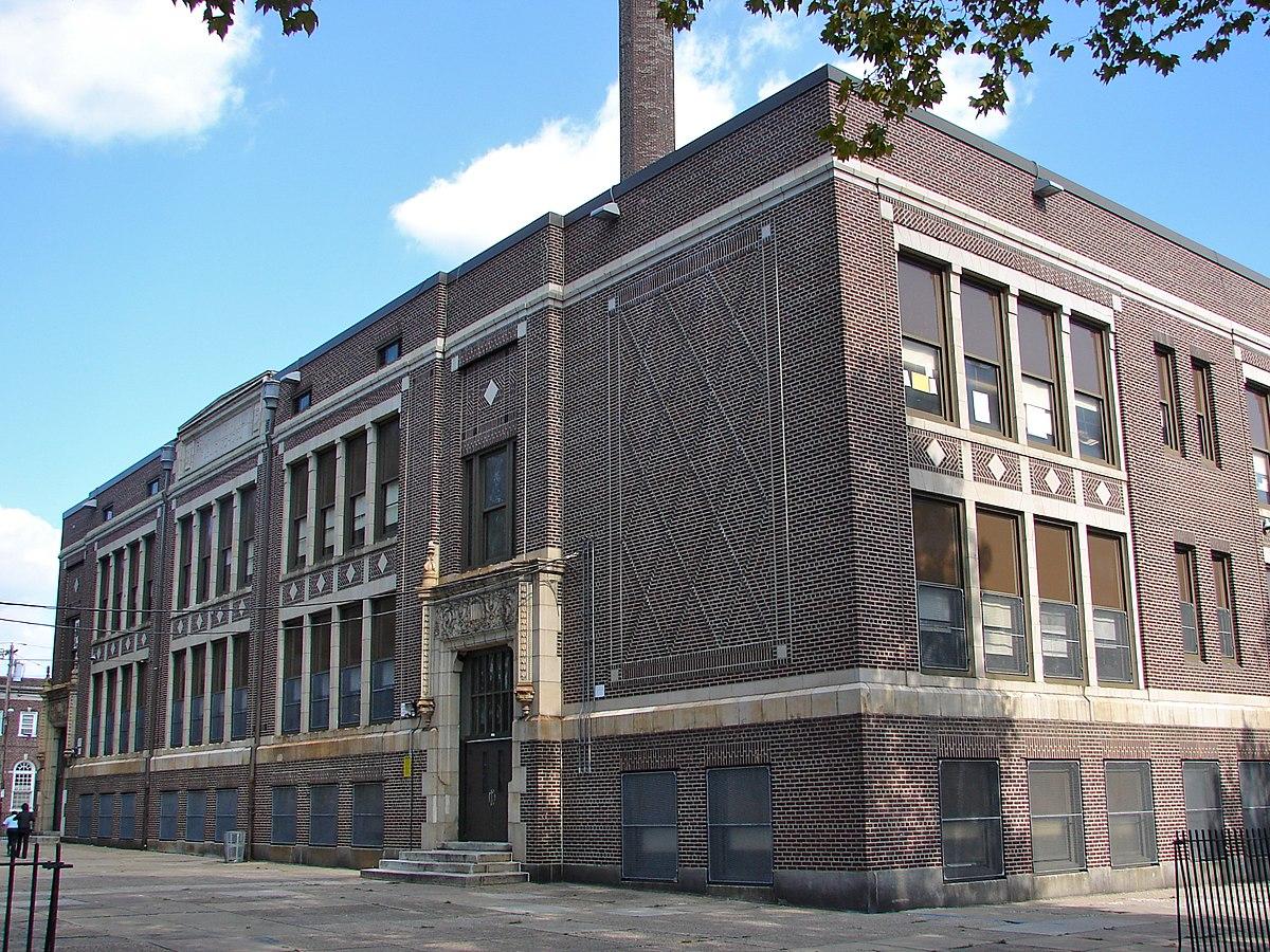 Benjamin Franklin School Philadelphia