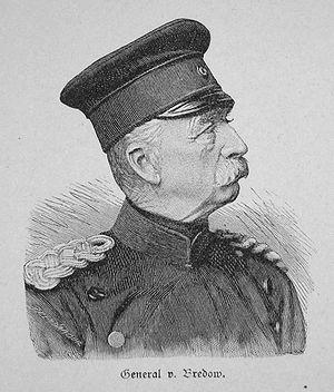 Deutsch: General von Bredow English: general v...