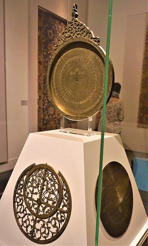 Islamic Astrolabe - Pergamon Museum