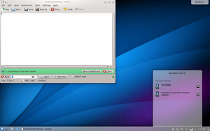 KDE 4 Current version: 4.7 Older versions: 4.0...