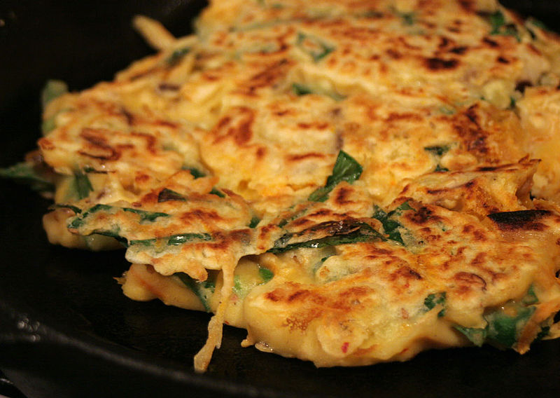 File:Korean pancake-Pajeon-06.jpg