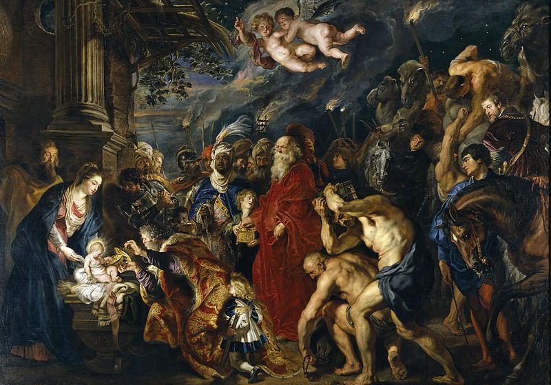 File:La adoración de los Reyes Magos (Rubens, Prado).jpg