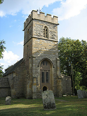 Pebworth Church