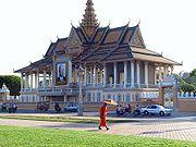 Preah Thineang Chan Chhaya pavillon