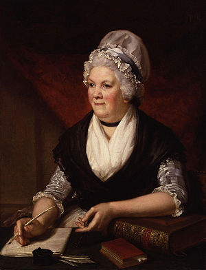 Sarah Trimmer, by Henry Howard (died 1847). Sa...