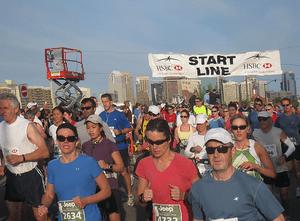 English: Scotiabank Calgary Marathon