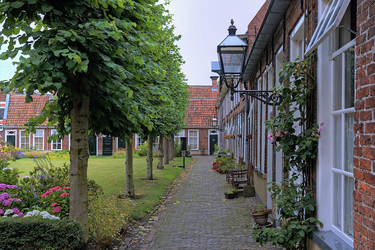 Sint Anthonygasthuis in Groningen |curlytraveller.com