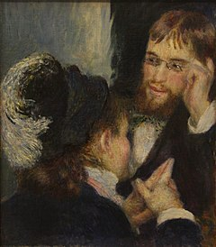 Auguste Renoir Conversation