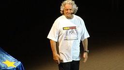 Beppe Grillo 14 Aprile 2014 Roma