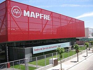 Español: Mapfre Centro se Servicio de Alcorcón