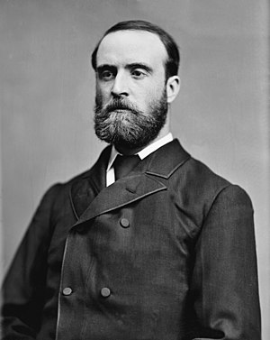 Charles Stewart Parnell. Library of Congress d...