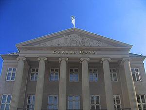 Danske Bank's headquarters in Kongens Nytorv i...
