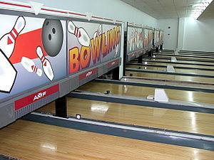 Era Hotel Bahau's bowling alley
