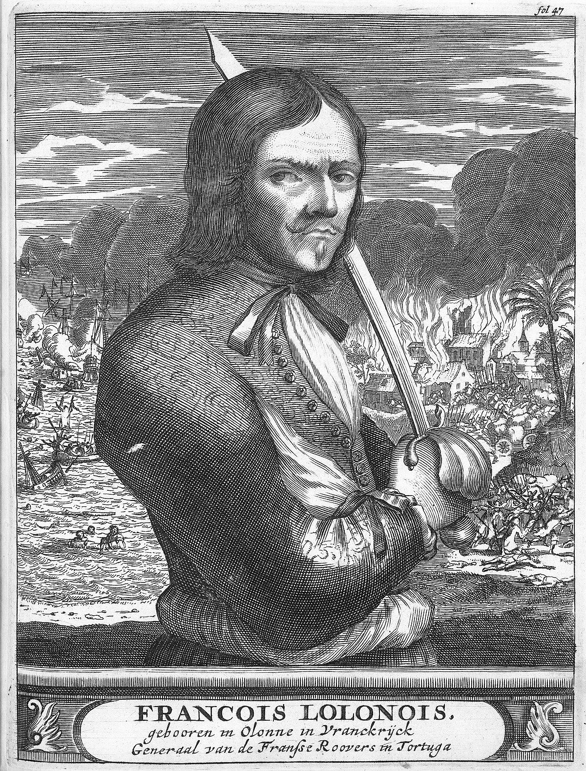 Image result for francois L'olonnais