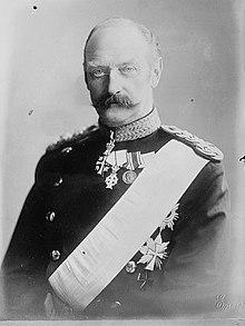 Frédéric VIII en 1909