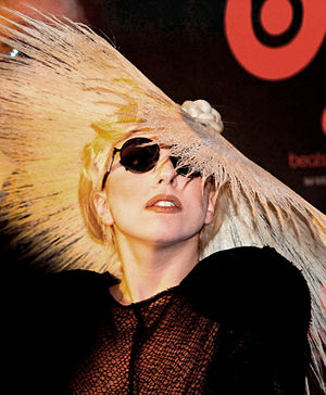 English: Lady Gaga and Monster announce Projec...