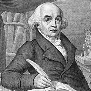 Samuel Hahnemann, considered to be the father of homeopathy