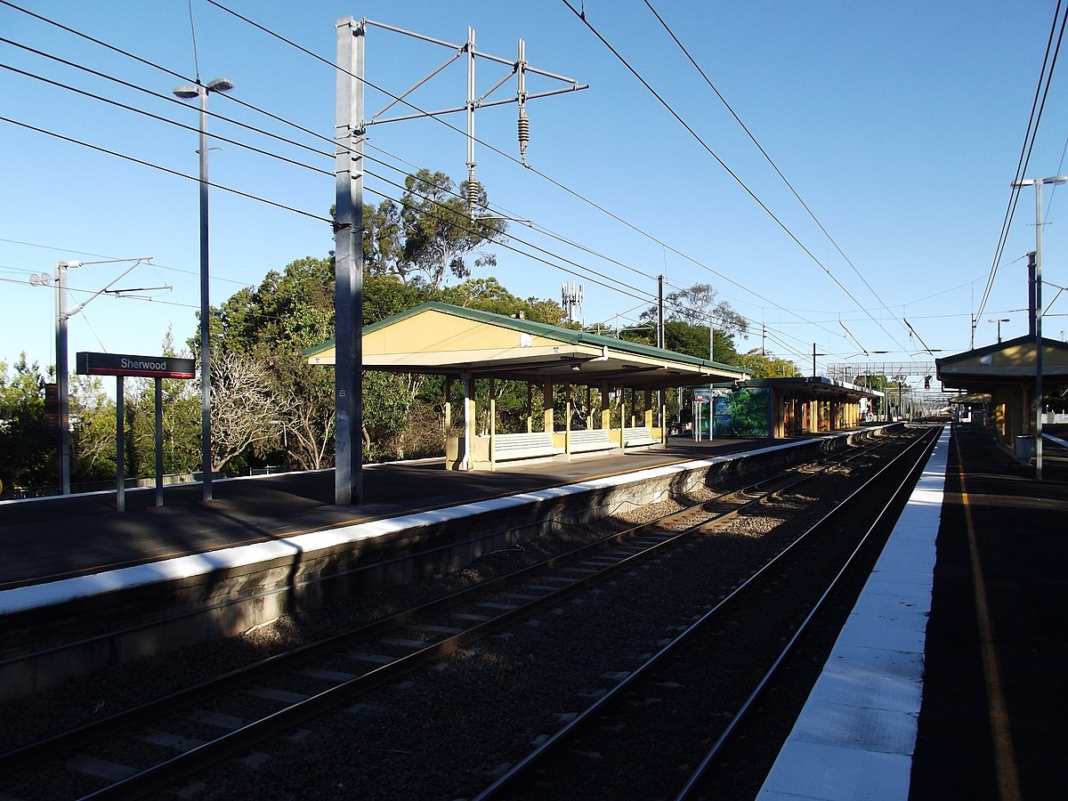 Sherwood Railway Station Brisbane Wikipedia