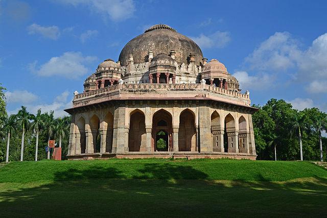 Lodi Garden, New Delhi