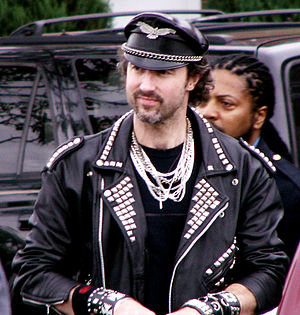Village People Motorcycle Guy / Leather Man an...