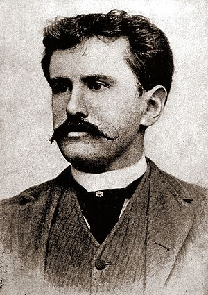 O. Henry (real name William Sydney Porter) in ...