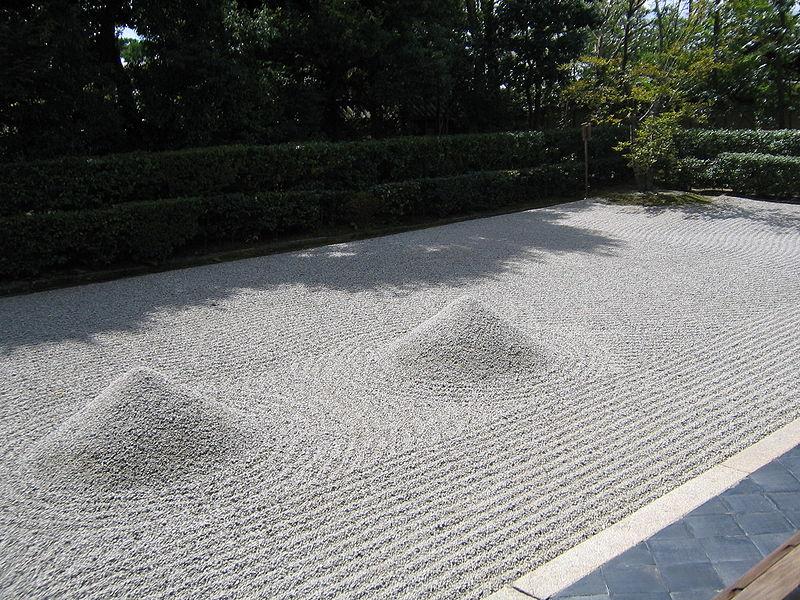 Kyoto, Daisen-In - Japanese zen garden