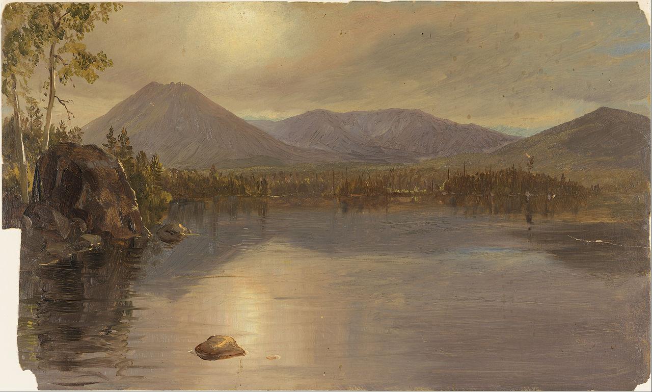 File Frederic Edwin Church Mounts Katahdin And Turner