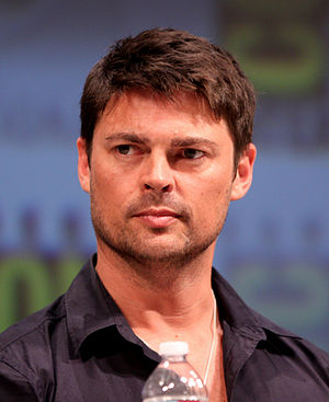 English: Karl Urban at the 2010 Comic Con in S...