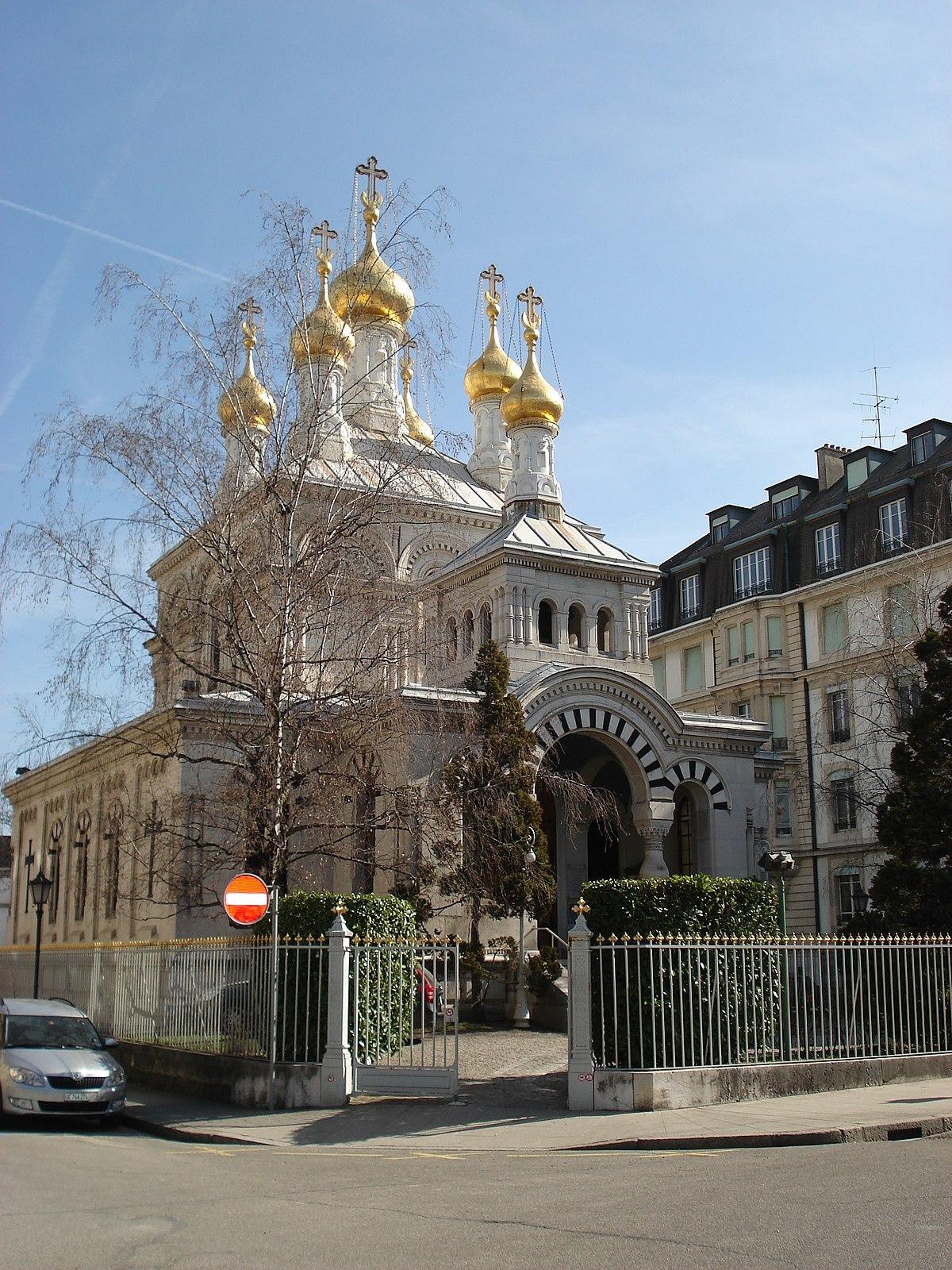 Russian Church Geneva Wikipedia