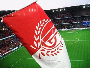 English: Belgian football club Standard de Liè...