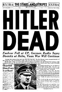 Image result for hitler suicide