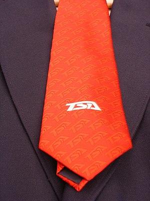 A TSA Neck Tie