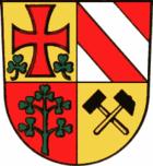 Wappen der Stadt Oberwiesenthal