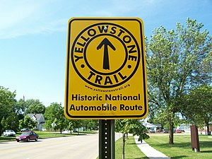 The Yellowstone Trail Park in North Fond du La...